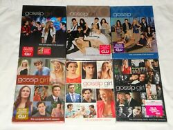 Gossip Girl Complete Series Season 1-6 Dvd Blake Lively New And Sealed