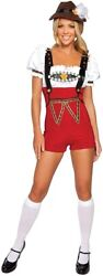 Roma Beer Stein Babe Womens Sexy German Halloween Costume Size S/m New