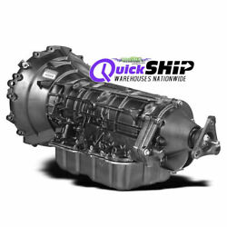 Quick Ship 5r55-s Transmission With Free Torque Converter