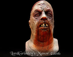 Officially Licensed Fulci Boat Zombie Halloween Mask Horror Scary Undead Walker