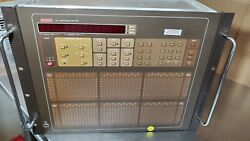 Keithley 707 Switching Matrix No Cards Sold W/ Warranty