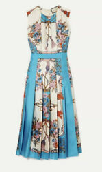 48it Silk Dress- With Tags- Rrp5730 Aud