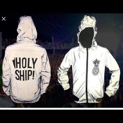Holy Ship Flash Jacket 1.0 Og Brand New Sealed With Tags Size L
