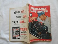 Mechanix Illustrated Magazine-oct1951-how To Become A Mail-order Millionaire
