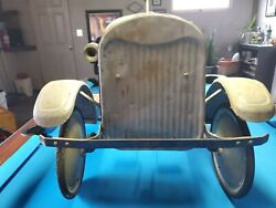 1929 Steelcraft Cadillac Authentic Pedal Car