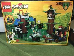 Lego System 6079 Dark Forest Fortress, Brand New And Sealed Vintage 1996