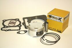 Pro-x Piston And Te Gasket Yamaha Yz400f Yz 400f Wr400f And03998-00 Std 92mm New