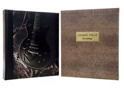 Jimmy Page Anthology Genesis Publications Signed🔥sold Out🔥 Led Zeppelin