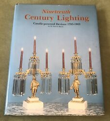 Nineteenth Century Lighting Candle-powered Devices 1783-1883 By Bacot Used