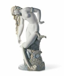 Lladro Porcelain Retired 01018232 Pure Beauty New In Box 8232
