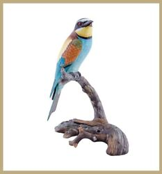 Vista Alegre Portugal Porcelain Bee Eater 21126544 Brand New Limited Edition