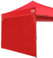 Instant Canopy Tent SIDE WALL Outdoor Pop Up Patio Beach Gazebo Sun Shade Campin