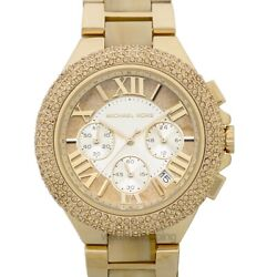 Camille Mk5902 Champagne Dial Lady's Watch Genuine Freesandh