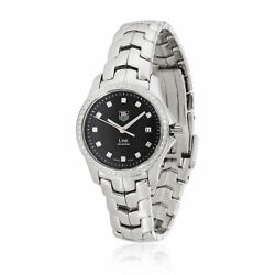 Tag Heuer Link Wjf131a.ba0772 Womenand039s Watch In Stainless Steel