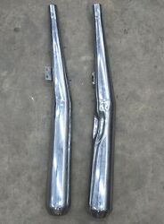 Bmw Airhead R60 R75 R80 R90 R100 /6 /7 Rt Stainless Steel Mufflers Exhaust Pipes