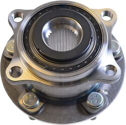 Axle Bearing And Hub Assembly-wheel Bearing And Hub Assembly Front Skf Br930923