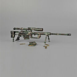Zytoys M202 1/6 Gun Model Plastic Rifle Set For 12 Action Figure Toy Camouflage