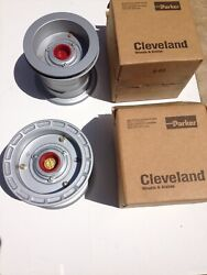 2 Cleveland Wheels And Brakes 40-28d