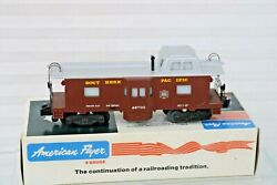 American Flyer Southern Pacific Bay Window Caboose W/ Light 6-48700