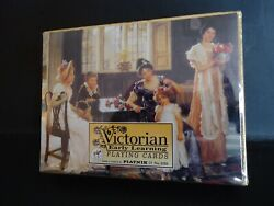Victorian Early Learning Playing Cards By Piatnik 2235 Made In Australia