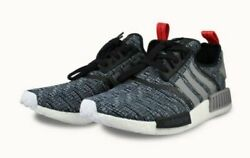 Adidas Menand039s Classic Nmd R1 Runner Casual Shoes Glitch Camo Bb2884 Sz4