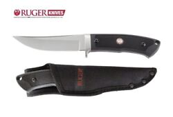 Crkt Ruger Knives By Crkt Rising Point Full Tang Fixed Blade With Sheath