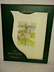 Quiet Man Cottage Philip Gray Watercolour Framed Print In Gift Box From Ireland
