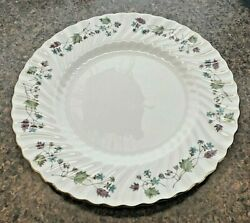 12 Minton Dryden Pattern Lunch Or Salad Plates Discontinued
