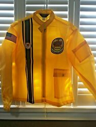 Plymouth Rapid Transit Swingster Jacket Large Never Worn