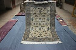 Amazing Semi Antique High Quality Wool Rug6.8andtimes4.5ft