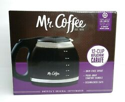 Mr. Coffee Glass Replacement Carafe Pot Sunbeam Products 12 Cup Coffee Makers