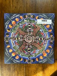Sci String Cheese Incident Round The Wheel Vinyl Lp New Sealed 1st Press 45rpm