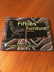 Fifties Furniture - Vintage 50and039s Mid Century Design Mcm Eames Pina Schiffer