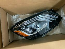 Mercedes-benz W222 S550 S600 Headlamp Assembly Full Led Night Vision Right Oem
