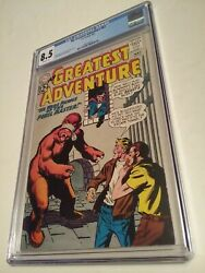 My Greatest Adventure 67 Cgc 8.5 Great Cover Great Deal