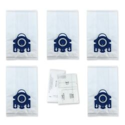 50x5pcs 3d Efficiency Dust Bags Filters For Miele Gn Series S5000 S8000 Sf-50
