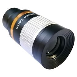 50x1.25-inch Zoom Telescope Eyepiece 7-21mm Metal Goggles With Continuous Zoom