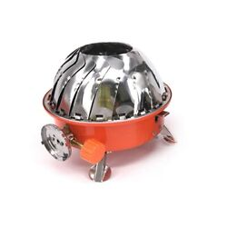 50xwindproof Stove Cooker Cookware Gas Burners For Camping Picnic Cookout Bbq