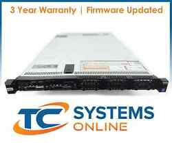 Dell Poweredge R630 8 Bay 2x 10c 2.6ghz 192gb Ram 2x 600gb. H730 Idrac 8 Ent