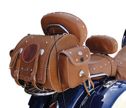 Rear Trunk Bag For Luggage Racks On Indian Chief, 2014 To Present