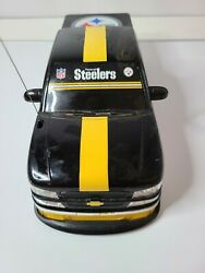 Nfl Pittsburgh Steelers Collectible Football Team Logo Car 2005 1/18 Scale Truck