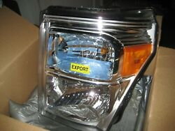 Genuine Ford Left Headlamp Assembly Bc3z-13008-d F044