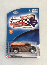 Hot Wheels 2004 4th Collectors Nationals Convention Dairy Delivery 1 Of 4000