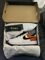 Air Force 1 Rayguns - Size 10 Brand New