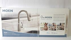 Moen Essie 87014evsrs Pull-down Kitchen Faucet With Voice Control