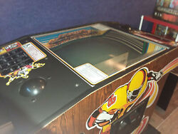 Rare 1978 Atari Football Arcade Game - Vintage Xand039s And Oand039s Game Works Fineandnbsp