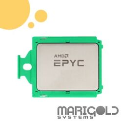 Amd Epyc 7452 2.35ghz 32 Core 128mb 155w Processor Sp3 Socket Dell Only