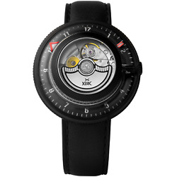 Xeric Invertor Automatic Black Red Limited Edition