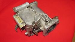 Ha-6 Carburetor P/n 10-5092 Removed From Grumman Tiger Sold As A Core.