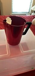 Aluminum Pitcher And Tumblers - Vintage. Assorted Brands